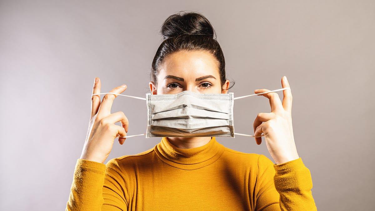 Làm thế nào mặt nạ bảo vệ chúng ta khỏi coronavirus