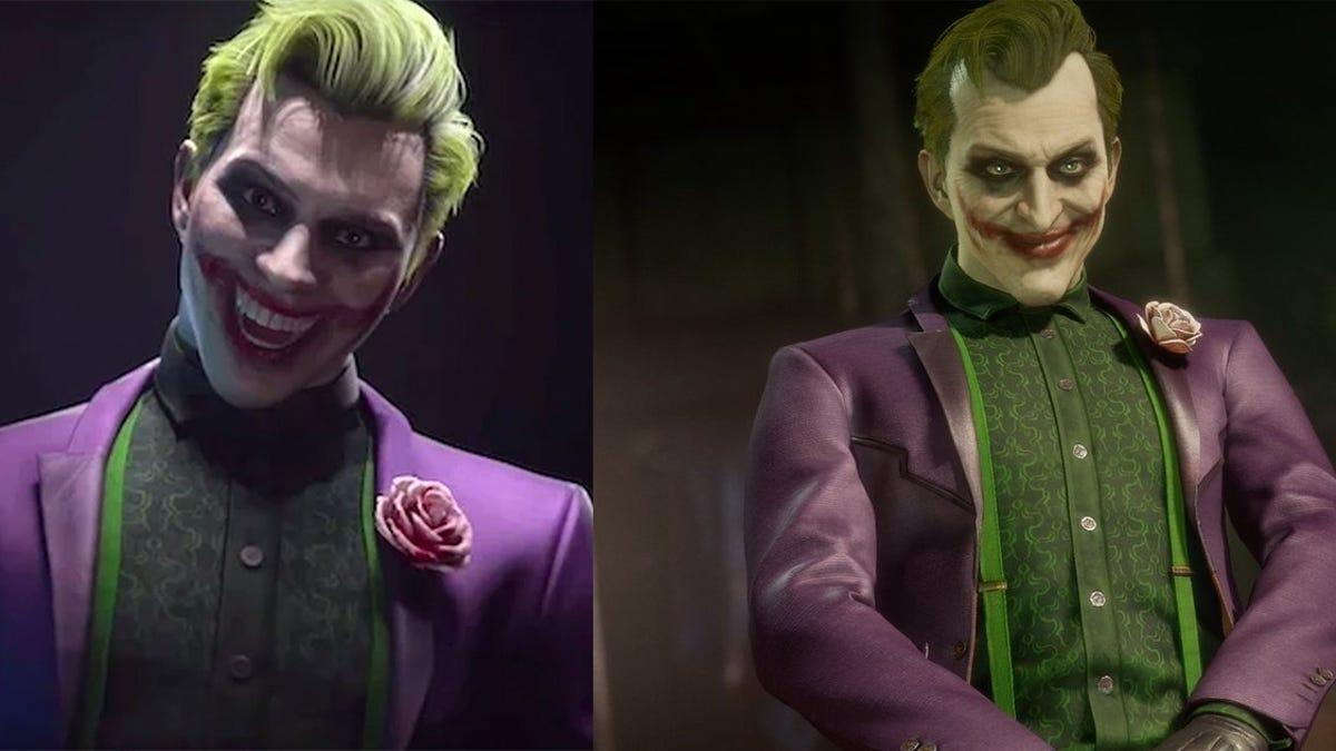 Mortal Kombat 11's Joker Gets A Much-Needed Makeover