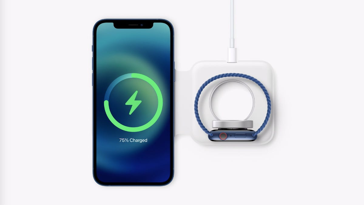It's Not AirPower But Apple Does Have a Wireless Charger For Your Phone and Watch