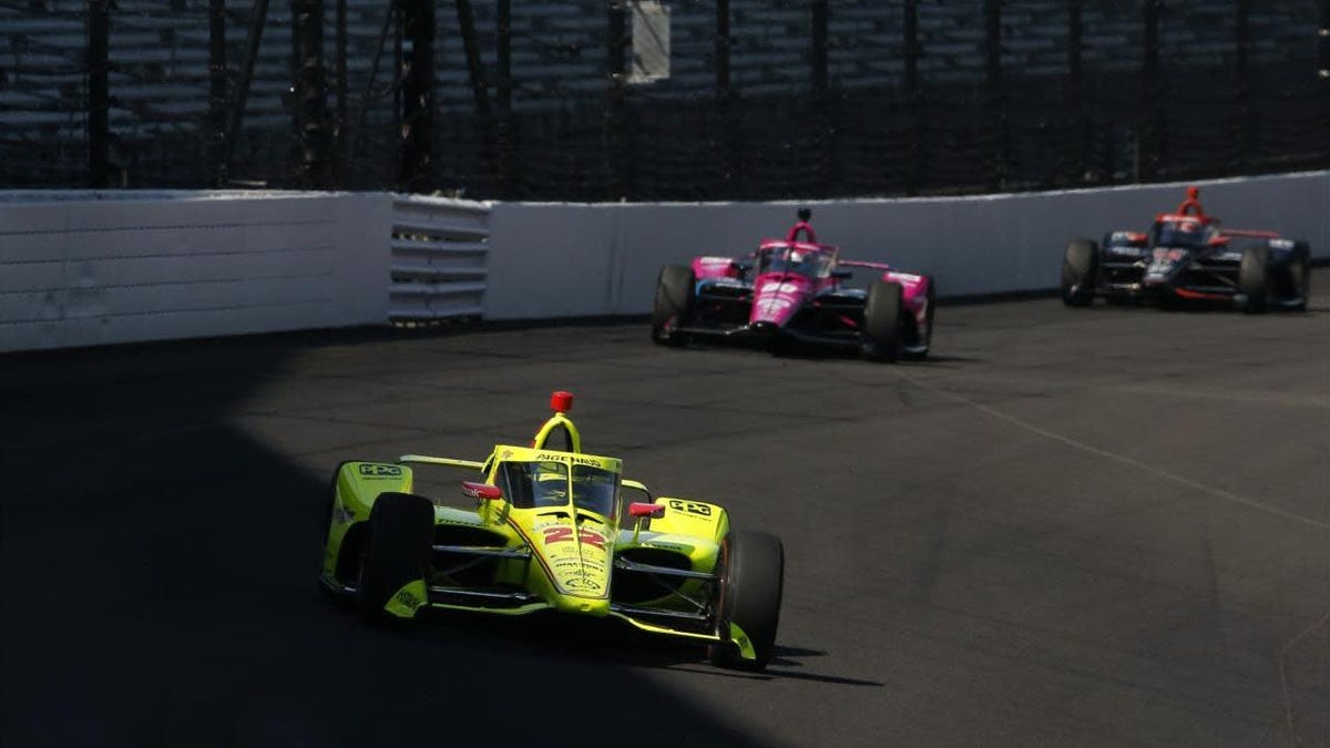 2021 Is The Year You Start Watching IndyCar