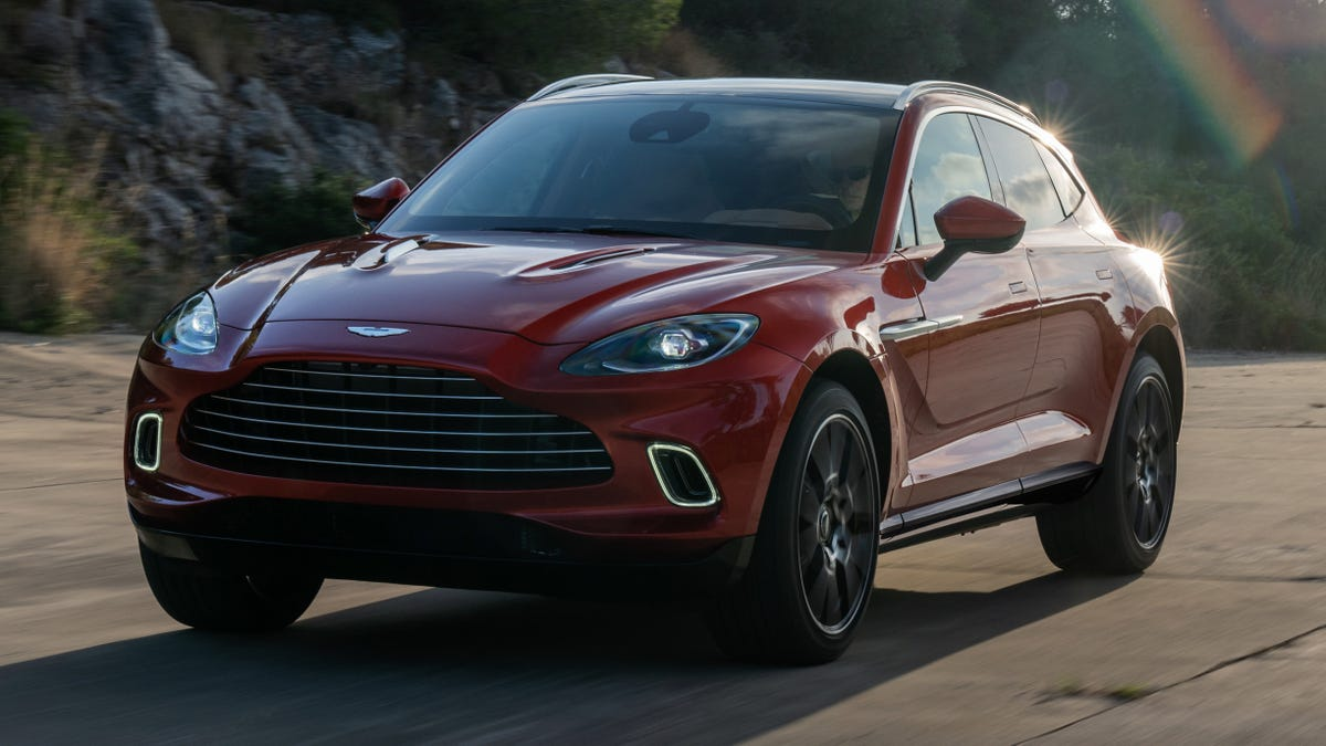 Aston Martin Isn't In Crisis Yet But Change Is Still In The Air