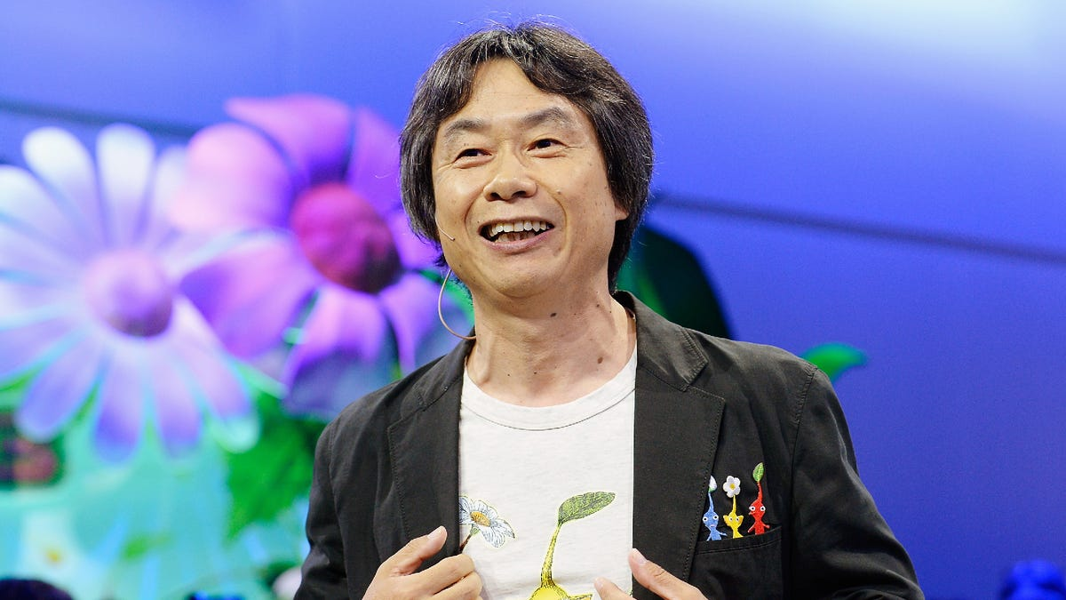 Jesus Christ: Shigeru Miyamoto Has Confirmed That Every Nintendo Switch Is Wired To Explode If His Heart Stops For Any Reason