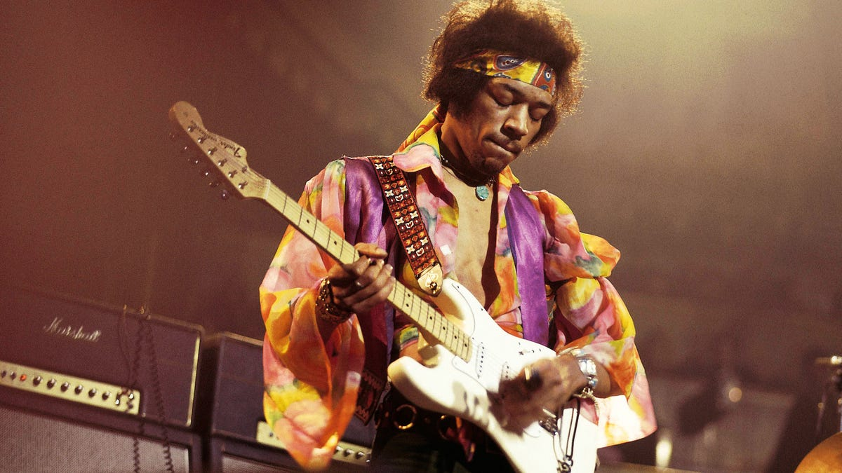 Report: Jimi Hendrix, On Acid, Was Unbeatable At Risk