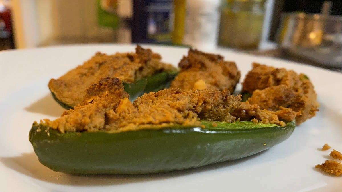 I Made Andrew W.K.'s Peanut Butter-Stuffed Jalapeños