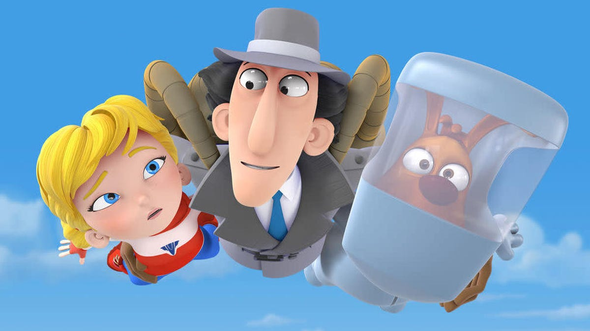 An Inspector Gadget Reboot Is in the Works From Disney and a Pair of SNL Writers