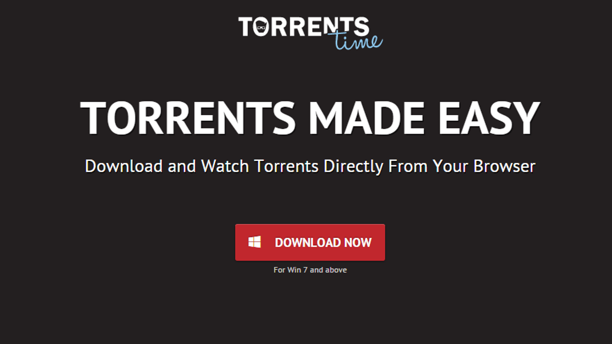 Torrents Time Streams Torrents In Your Browser While They Download