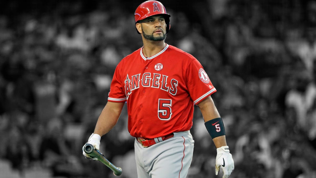 This is it for Albert Pujols, whatever his wife might say