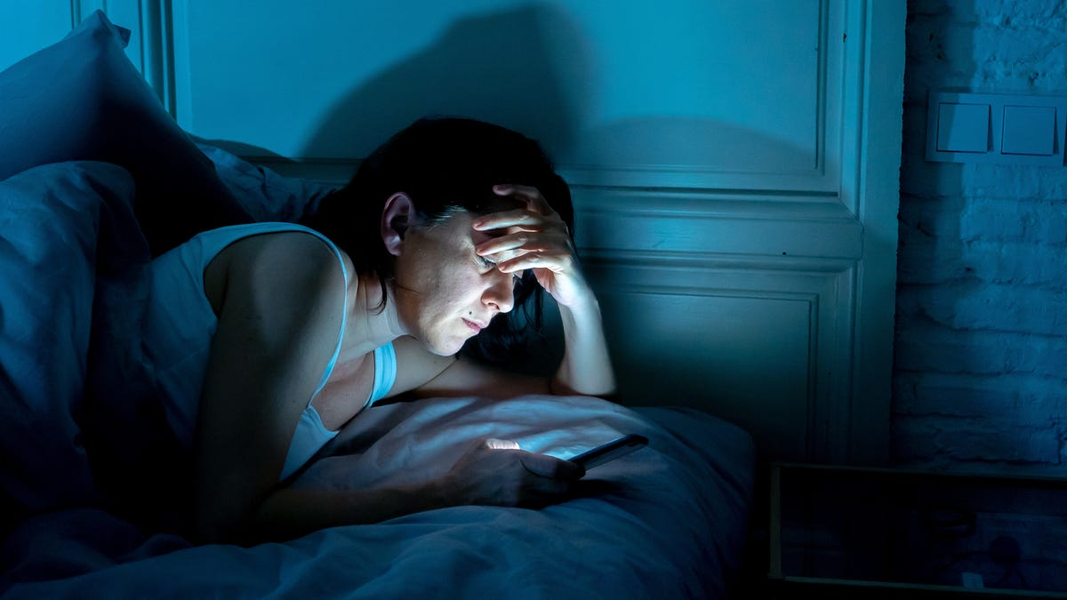 Is Worrying About Not Falling Asleep Keeping You Awake?