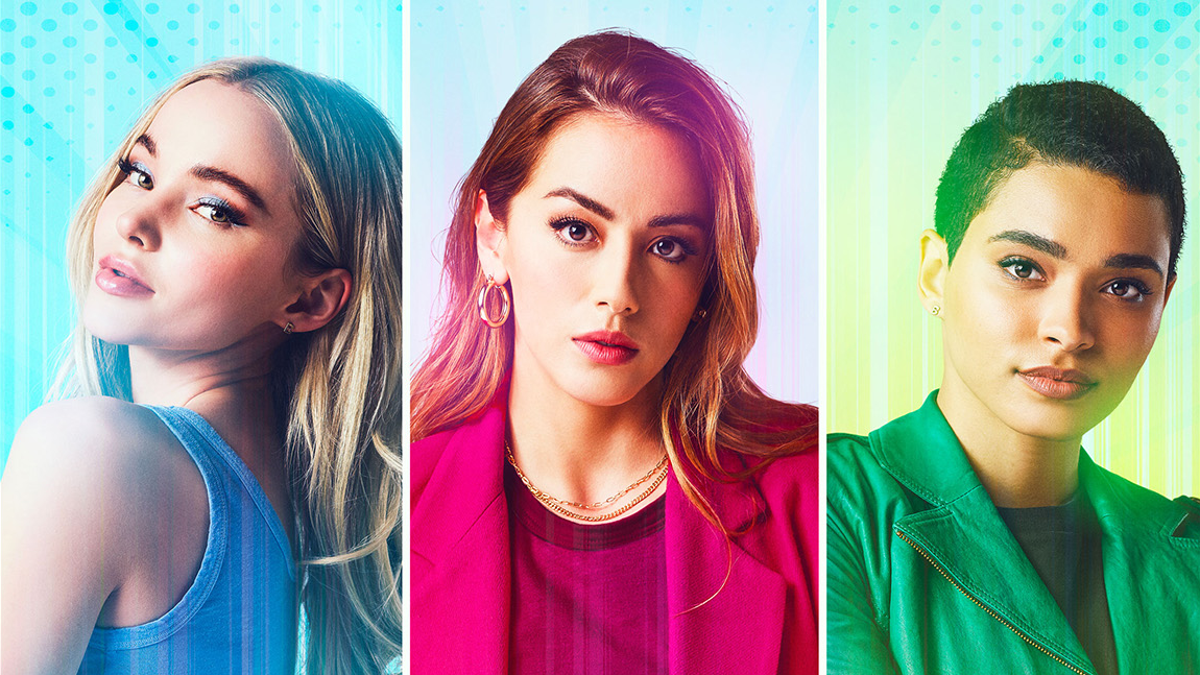 The Live-Action Powerpuff Girls TV Show Debuts the New Powerpuff Women