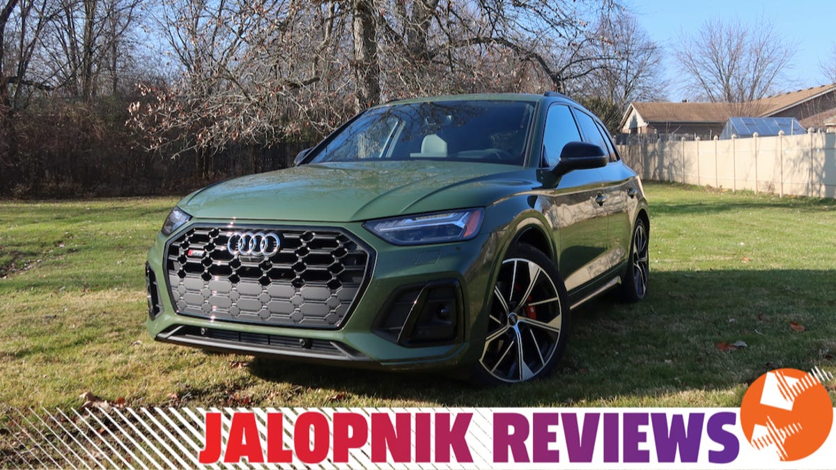 I Had No Desire To Drive The 2021 Audi SQ5 But Now I Dig It. Here's Why