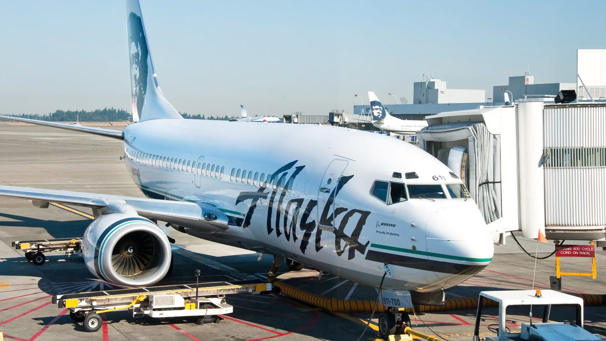 Get a One-Way Alaska Airlines Flights Starting at $39 Today