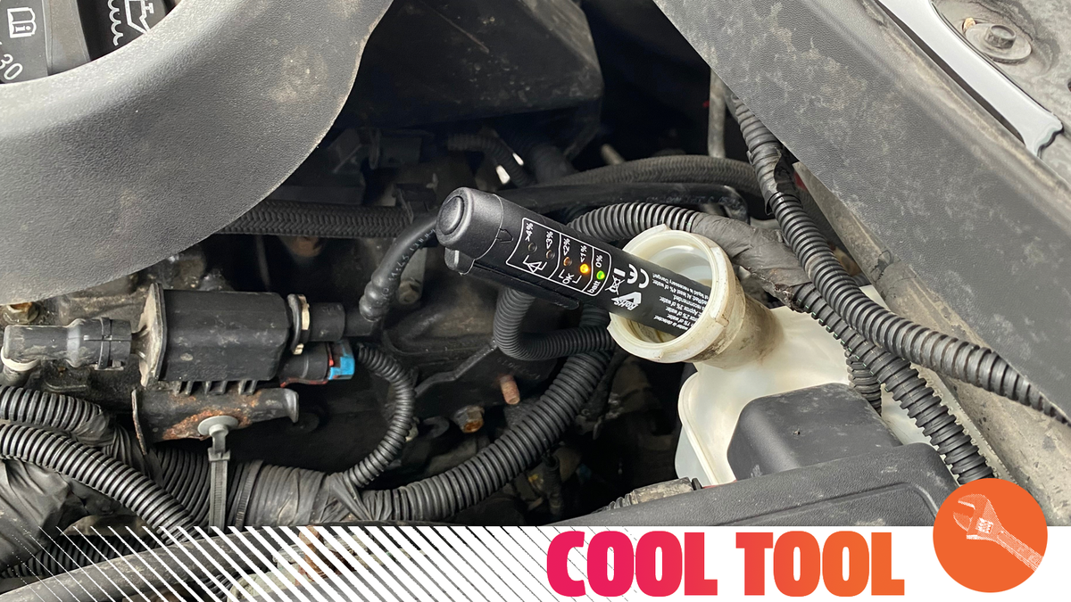 Cool Tool: This Brake Fluid Tester Can Help You Keep Your Brakes Healthy