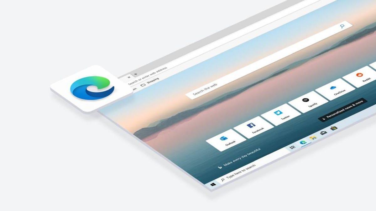 Microsoft Edge ya es el segundo navegador más popular, aunque lejos todavía de Chrome