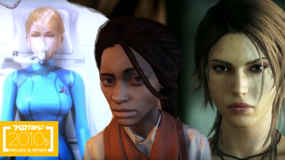 The Cost Of Being A Woman Who Covers Video Games