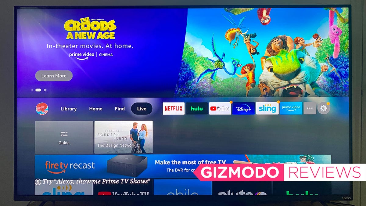 The New Fire TV Finally Offers a Decent Streaming Experience