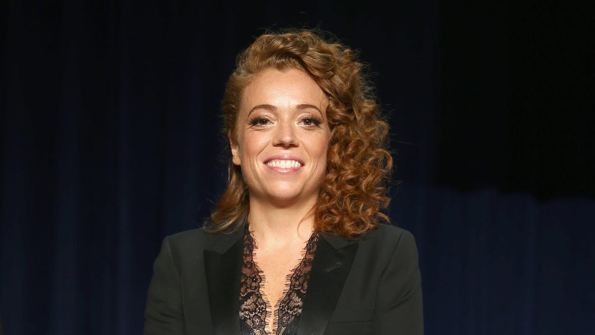 Michelle Wolf stands by everything she said at the WHCD
