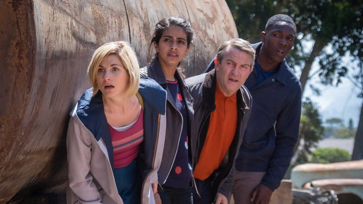 Doctor Who's Holiday Special Marks the Final Episode for 2 Companions