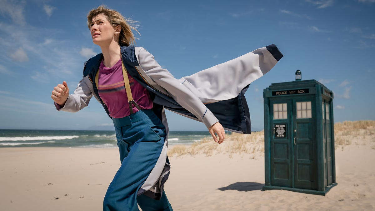 Doctor Who serves up ecological horror with a side of romance
