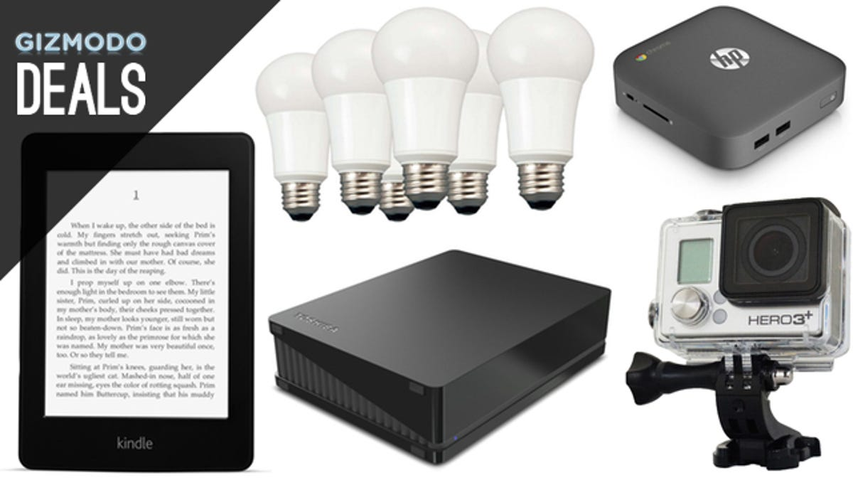 Enjoyable Deals Kindle Paperwhite Chromebook Box Led Bulbs Gopro Black Squirreltailoven Fun Painted Chair Ideas Images Squirreltailovenorg