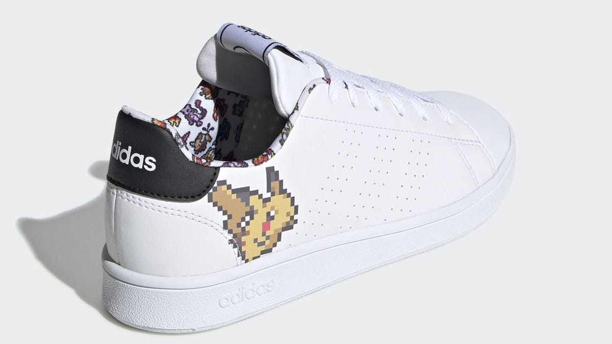 Adidas' New Pokémon Sneakers Are An Improvement