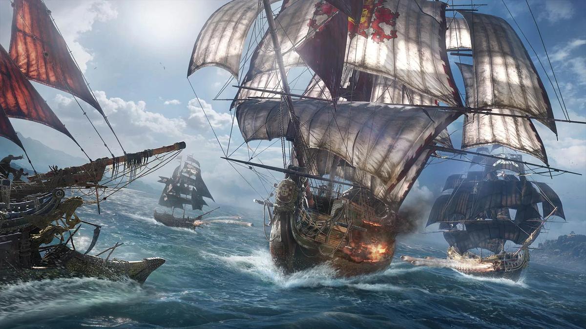 Ubisoft Removes Managing Director Of Its Skull And Bones Studio