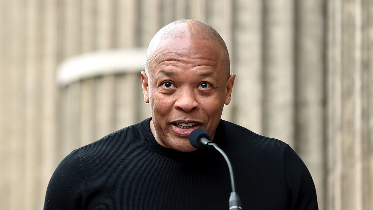 Dr. Dre Doing Okay After Brain Aneurysm