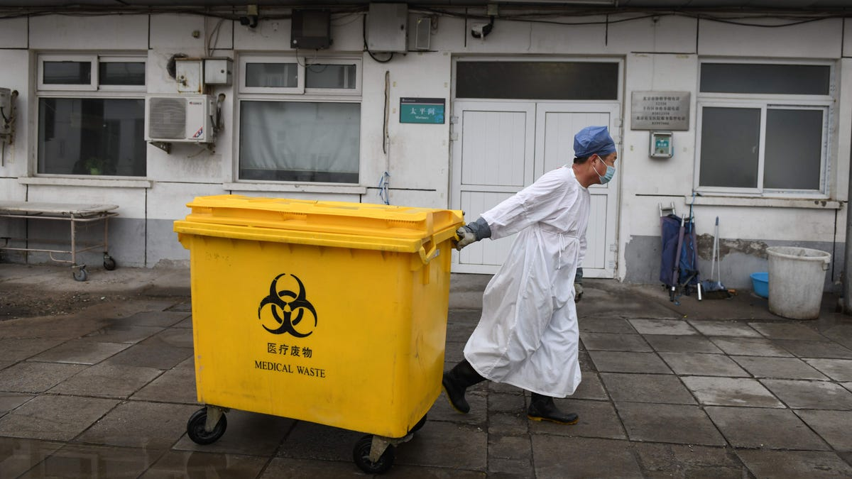China Reports 6 Health Workers Dead and 1,716 Sickened by Coronavirus