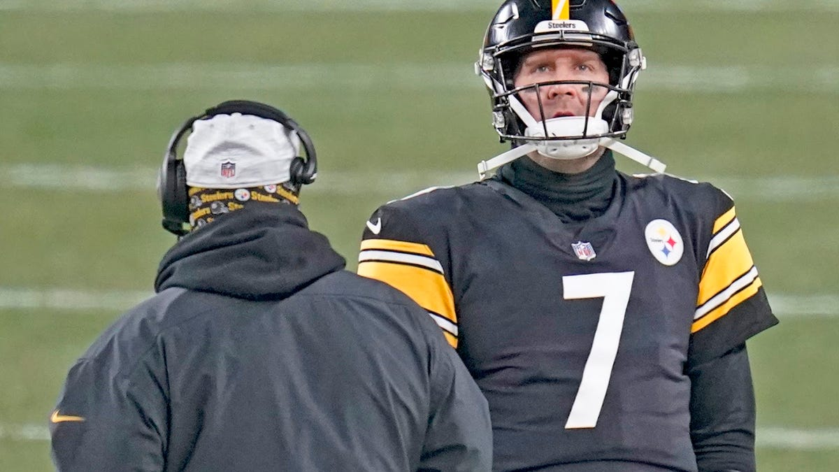 Big Ben can help the Steelers by packing up his withered arm and going away