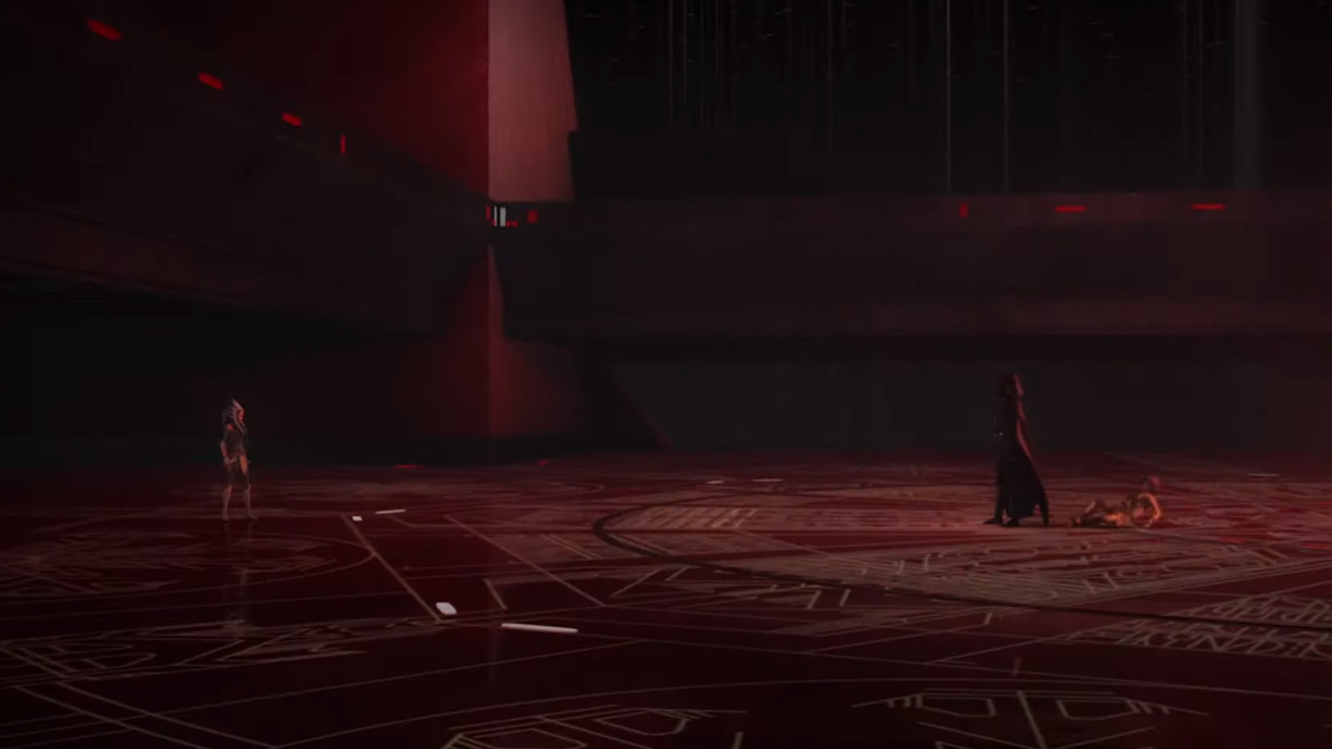 This Fan Trailer Imagines the Ahsoka Tano Movie Star Wars Fans Still Need