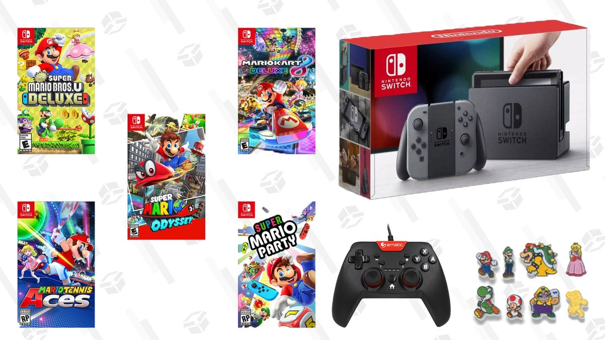 Miss The Nintendo Switch Mar10 Day Deals Walmart S Got You