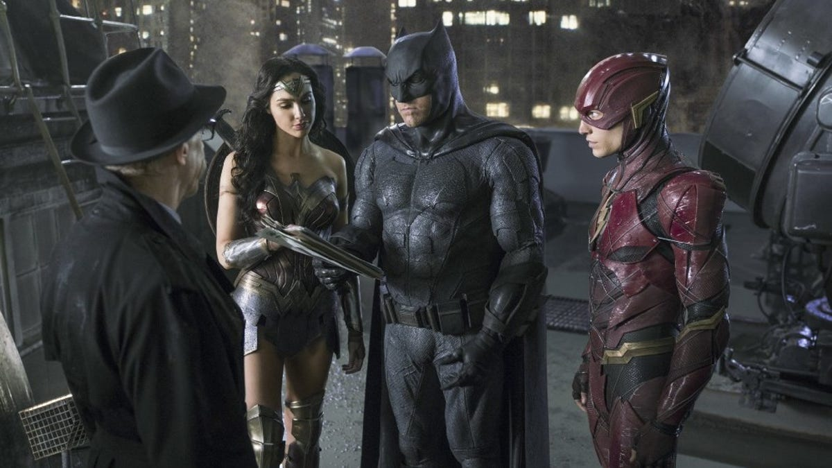 "Not even the support of Gal Gadot and Ben Affleck can unleash Justice League's ""Snyder Cut"" - The A.V. Club"