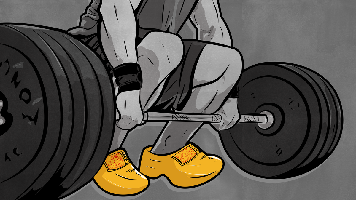 good shoes to lift weights in