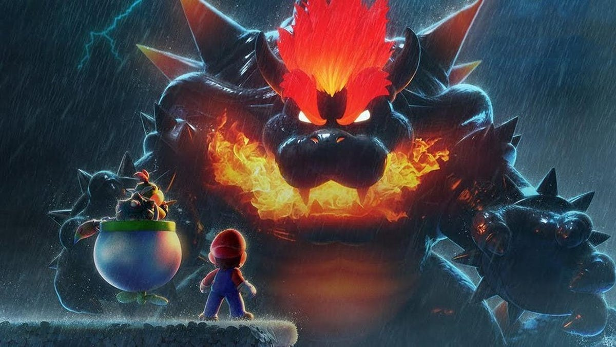The Week In Games: Prepare For Bowser's Fury