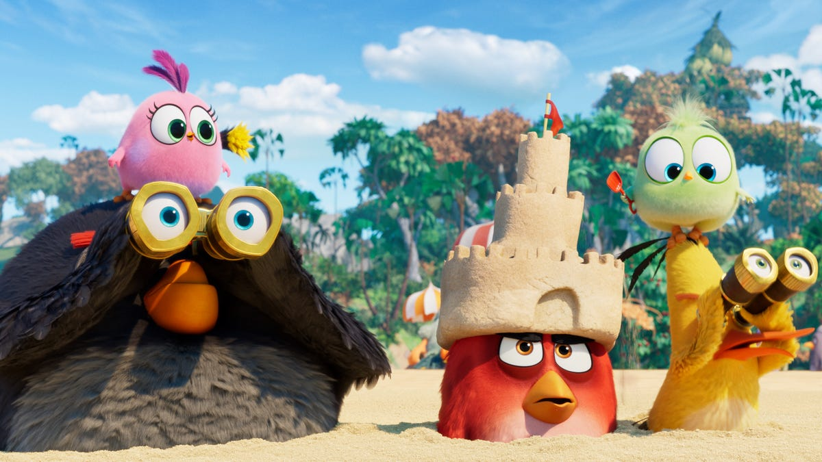 Review At Least Angry Birds Movie 2 Is Better Than Its Predecessor