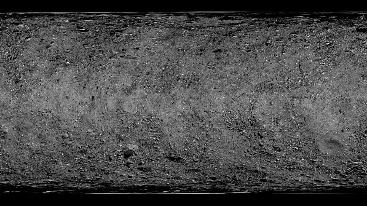 NASA's New View of Asteroid Bennu Transports Us Far Away From Our Troubles - Gizmodo