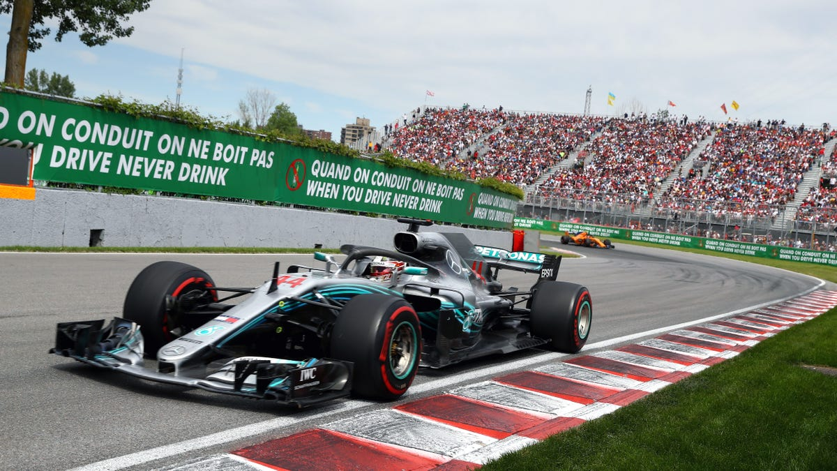 Formula 1 Wants Canada To Cough Up $6 Million For Refusing To Endanger People