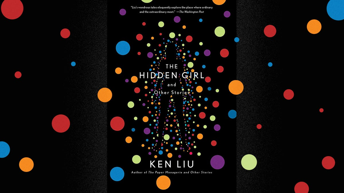 Ken Liu's The Hidden Girl reveals one sci-fi puzzle after another
