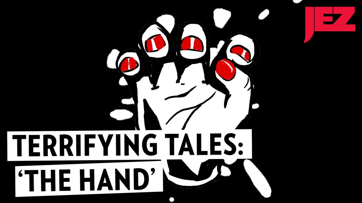 This (True) Scary Story About a Severed Hand Gives Me the Heebie Jeebies
