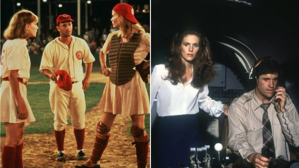 A League Of Their Own, Airplane!, Psycho, and more are heading back to theaters in 2020