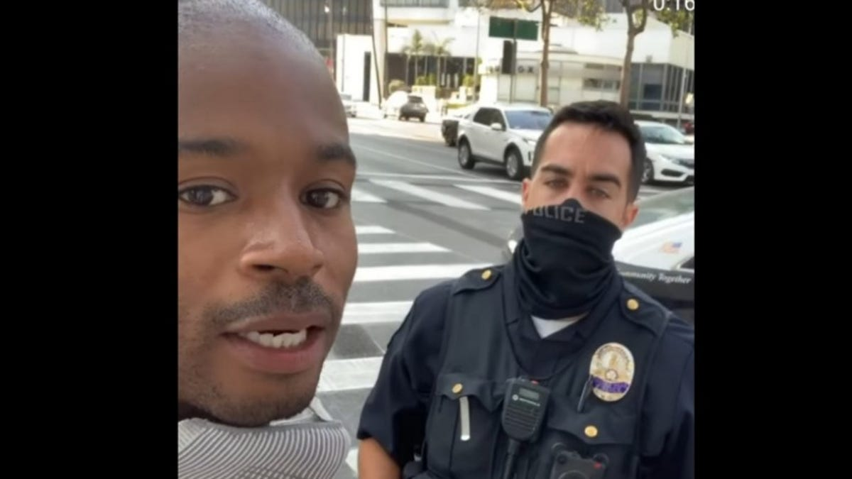 Versace Executive Stopped in Beverly Hills Accuses Cops of Racial Profiling. He's Right, but Wypipo Will Never Admit It