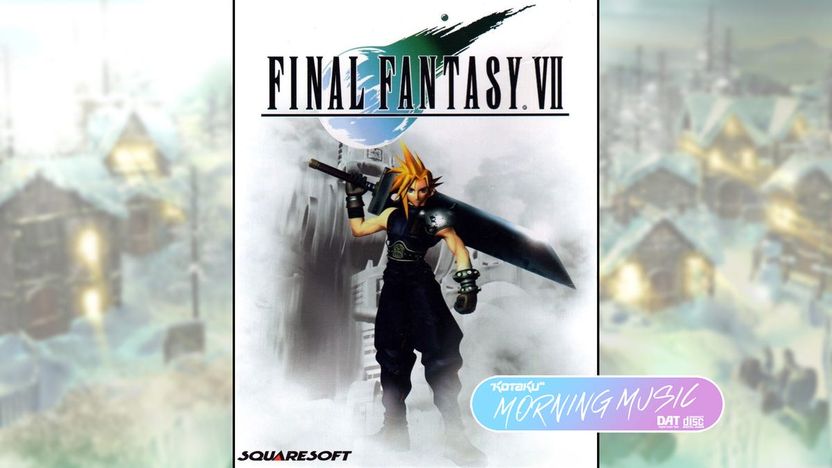 Final Fantasy VII's Snow Theme Tops My Go-To Blizzard Mix