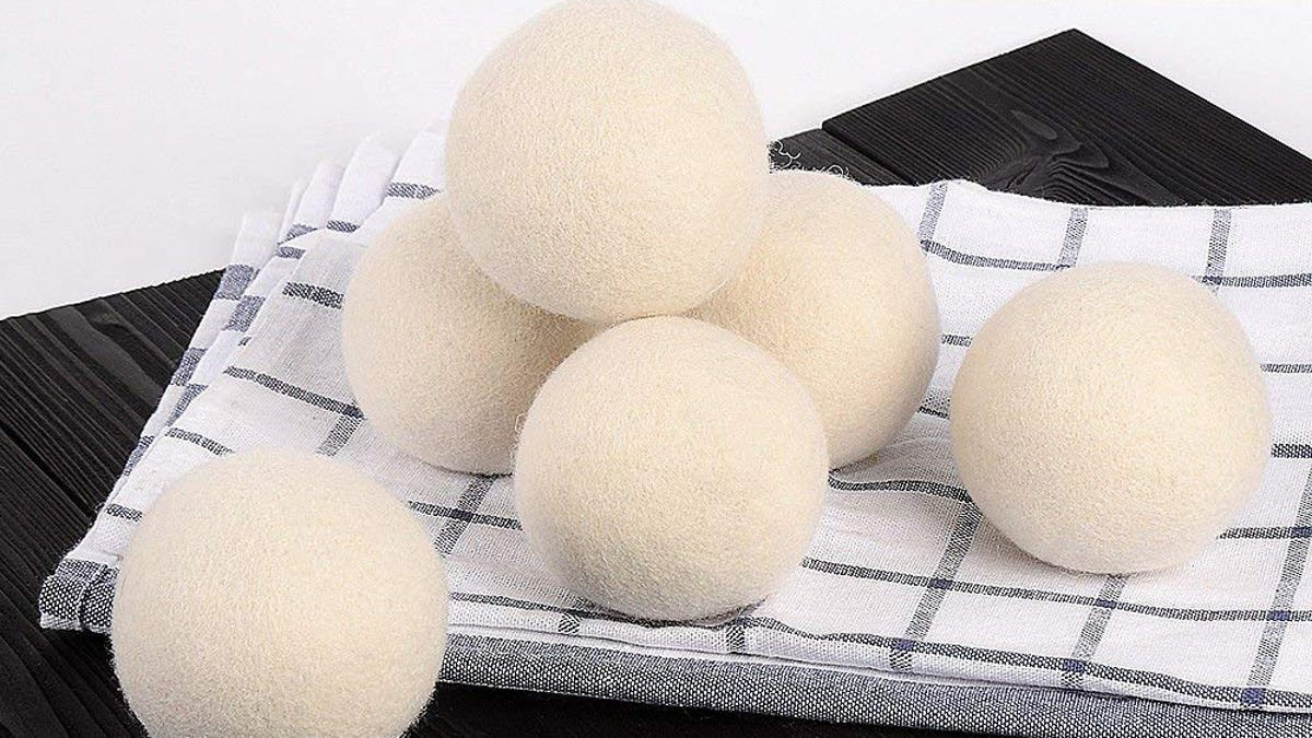 Say Goodbye to Fabric Softener and Hello to $8 Dryer Balls