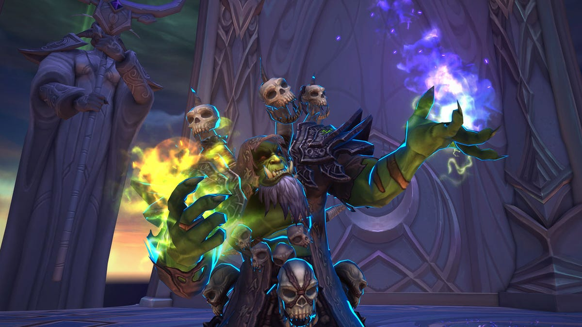 World Of Warcraft Player Solos One Of The Game's Toughest Raid Bosses
