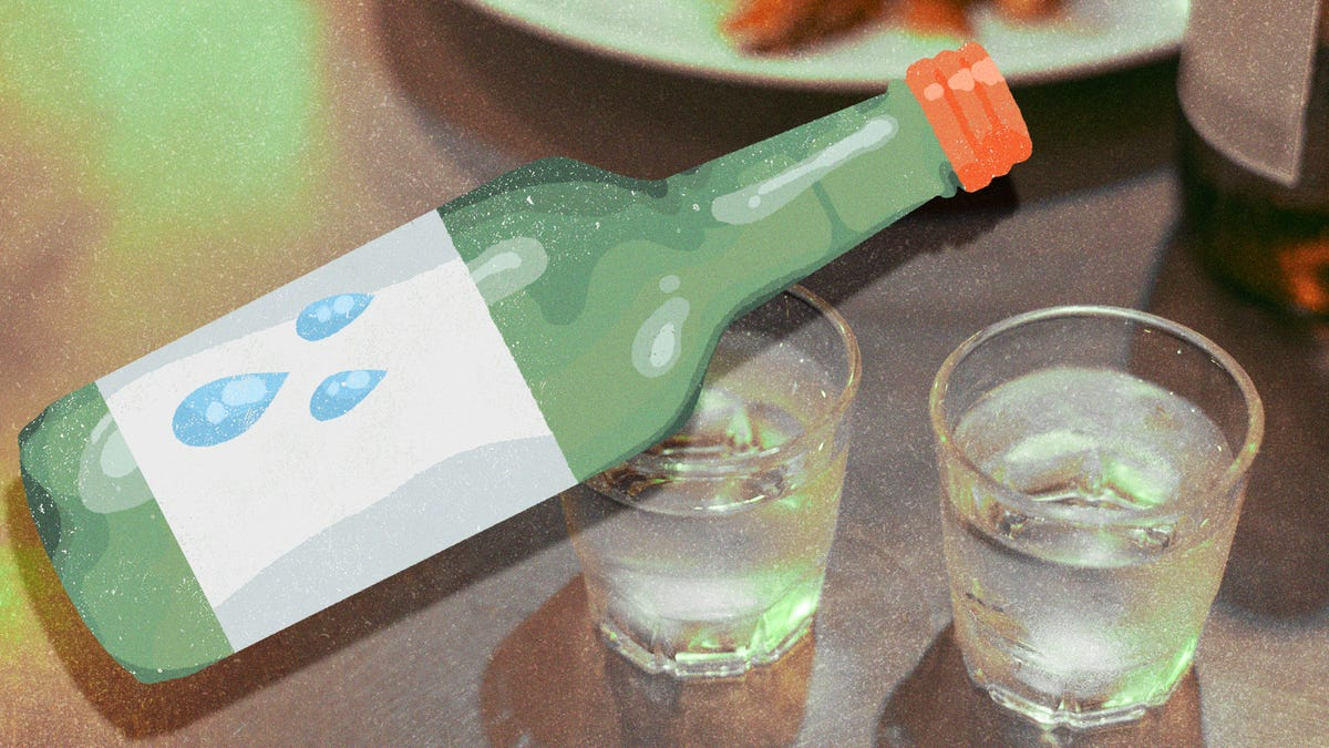 An ode to soju, my never-have-a-bad-night juice