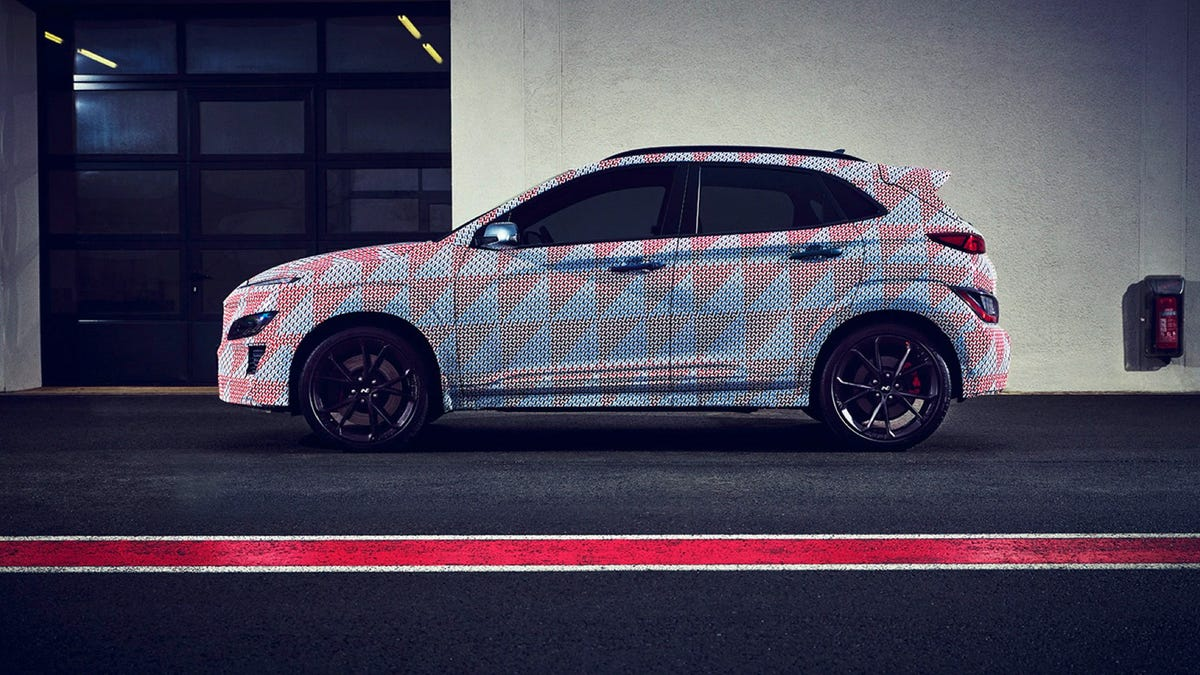 The Hyundai Kona N Could Be Our Veloster N With The Normal Number Of Doors