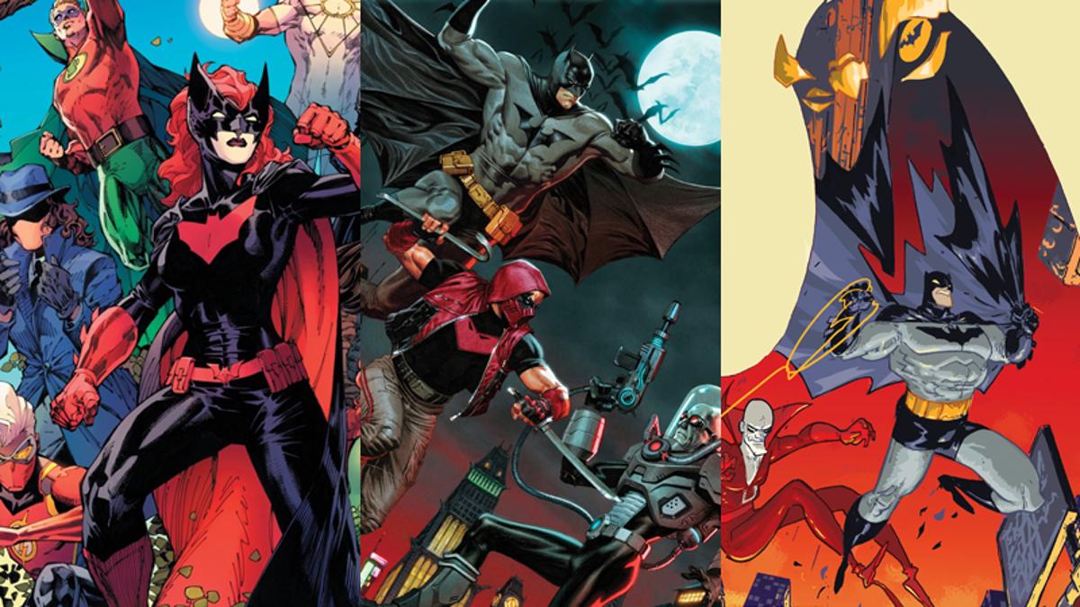 DC Comics Reveals Pride Anthology of LGTBQIA+ Heroes, New Batman Stories