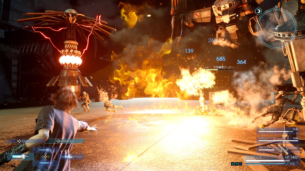 Watch The Latest Final Fantasy XV Active Time Report Live, Right Here [All Done]