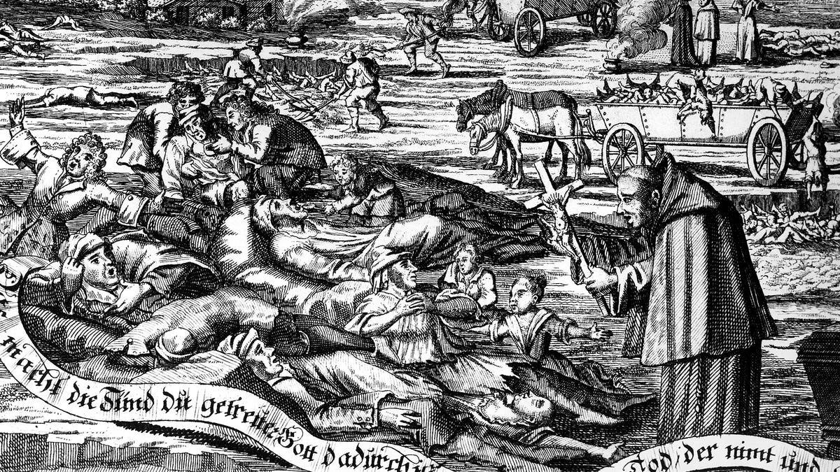 Χειρότερες Πανδημίες Στην Παγκόσμια Ιστορία