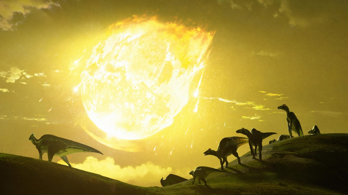 Dinosaur-Killing Asteroid Struck Earth at 'Deadliest Possible Angle,' New Research Suggests