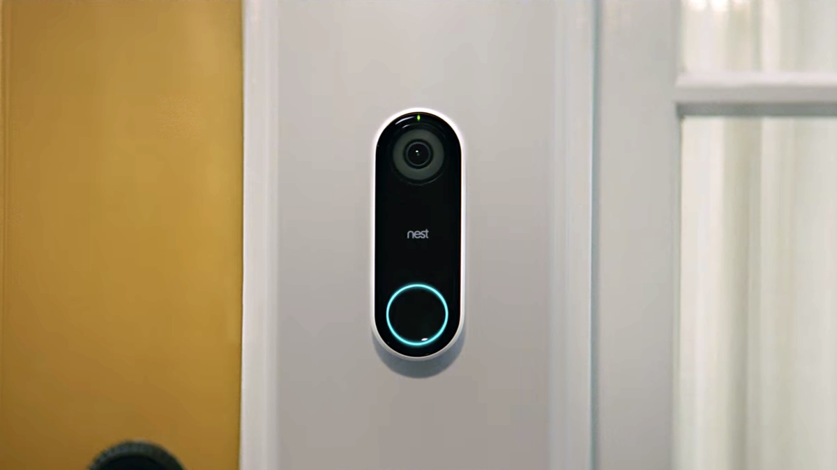 Google's Smart Doorbell Might Be Getting a Halloween Makeover